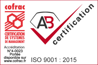 Certification AB Ajuva safety